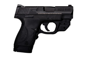 10147-SW M&P Shield W/ Crimson Trace Green Laserguard