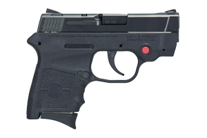 Smith & Wesson Pistol: Semi-Auto M&P|Bodyguard 380 W/ Crimson Trace Int Laser - Click to see Larger Image