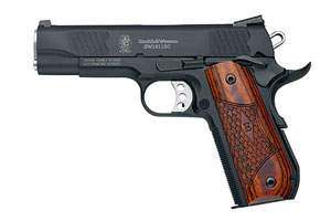 Smith & Wesson Pistol: Semi-Auto SW1911SC Enhanced E Series - Click to see Larger Image