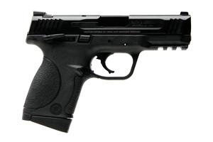 Smith & Wesson Semi-Automatic Pistol M&P Military & Police Compact - Click to see Larger Image