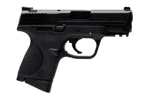Smith & Wesson Pistol: Semi-Auto M&P Military & Police Compact - Click to see Larger Image