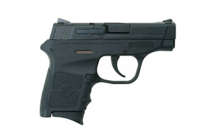 Smith & Wesson Pistol: Semi-Auto Bodyguard 380 Non-Laser Version - Click to see Larger Image