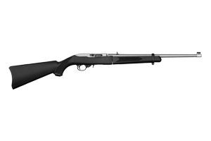 "Ruger 10/22 ""Take Down"" Semi-Automatic 22LR Polished Stainless Steel Barrel"