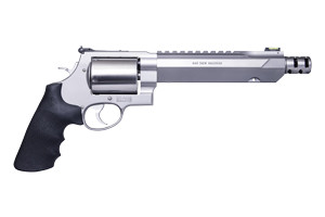 Smith & Wesson|Smith & Wesson Performance Ctr Revolver: Double Action Model 460XVR Performance Center - Click to see Larger Image