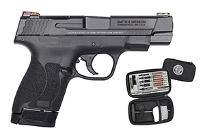 Smith & Wesson|Smith & Wesson Performance Ctr Pistol: Semi-Auto M&P Shield M2.0 Performance Center 4 - Click to see Larger Image