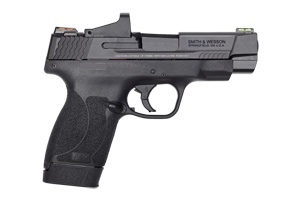 Smith & Wesson|Smith & Wesson Performance Ctr Pistol: Semi-Auto M&P Shield M2.0 Performance Center 4 Ops Rdy - Click to see Larger Image