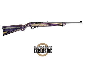 Ruger Rifle: Semi-Auto 10/22 Carbine 10/22RB-PBZ - Click to see Larger Image