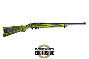 Ruger Rifle: Semi-Auto 10/22 Carbine - Click to see Larger Image