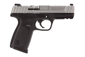Smith & Wesson Pistol: Semi-Auto SD40 VE California Compliant - Click to see Larger Image