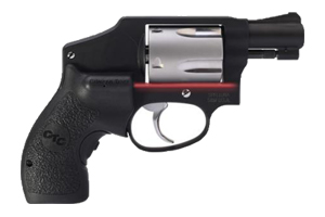 Smith & Wesson Revolver: Double Action Only Model 442 - Centennial Airweight - Click to see Larger Image
