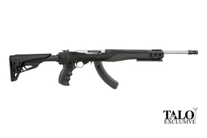 Ruger Rifle: Semi-Auto 10/22 I-TAC TALO Special Edition - Click to see Larger Image