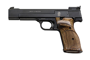 Smith & Wesson Semi-Automatic Pistol Model 41 - Click to see Larger Image