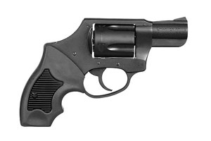 Charter Arms Undercover Double Action Only 38SP Black Passivate Coating