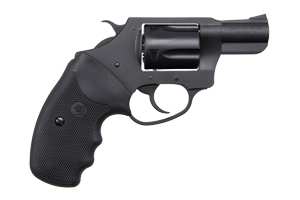 Charter Arms Undercover Double Action 38SP Black Passivate Coating