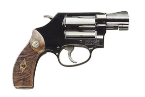 Smith & Wesson Revolver: Double Action Model 36 Chiefs Special (Classic) - Click to see Larger Image