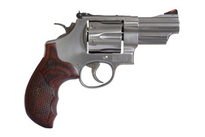 Smith & Wesson Model 629 Deluxe Talo Edition Double Action 44M Satin Stainless Finish