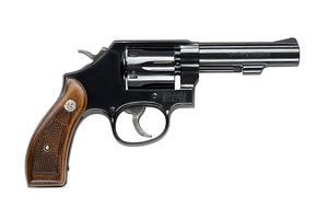 Smith & Wesson Revolver: Double Action Model 10 Classic - Click to see Larger Image