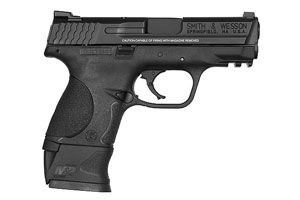 Smith & Wesson Semi-Automatic Pistol M&P Military & Police Compact W/ Xgrip Mag Adap - Click to see Larger Image