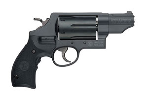 162411 Governor W/ Crimson Trace Laser Grips