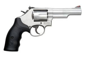 Smith & Wesson Revolver: Double Action Model 66 Combat Magnum - Click to see Larger Image