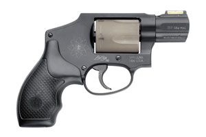 Smith & Wesson Revolver: Double Action Only Model 340PD - AirLite Sc Centennial - Click to see Larger Image