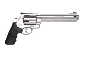 Smith & Wesson Revolver Model 460XVR - Click to see Larger Image