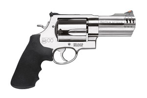 Smith & Wesson Revolver: Double Action Model 500 - Click to see Larger Image