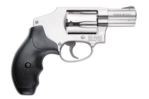 Smith & Wesson Revolver: Double Action Only Model 640 - Centennial - Click to see Larger Image
