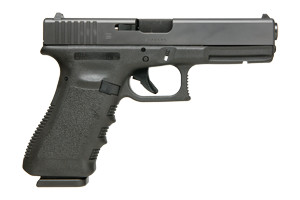 Glock Gen 3 17 Safe Action 9MM Black Matte