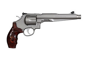 Smith & Wesson|Smith & Wesson Performance Ctr Revolver: Double Action M629 Comped Hunter Performance Center - Click to see Larger Image
