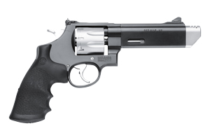 Smith & Wesson|Smith & Wesson Performance Ctr Revolver: Double Action Model 627 V-Comp - Click to see Larger Image