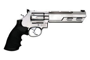 Smith & Wesson|Smith & Wesson Performance Ctr Revolver: Double Action M629 Weighted Barrel - Click to see Larger Image