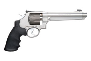 Smith & Wesson|Smith & Wesson Performance Ctr Revolver M929 Jerry Miculek Signature Model - Click to see Larger Image