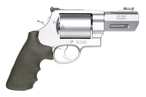 Smith & Wesson|Smith & Wesson Performance Ctr Revolver Model 460XVR Performance Center - Click to see Larger Image