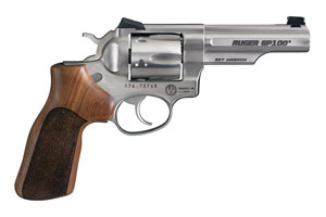 Ruger GP100 Match Champion Double Action 357 Stainless Steel