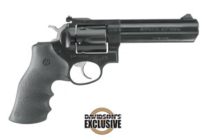 Ruger GP100 Double Action Revolver Double Action 357 Blue