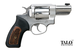 Ruger Revolver: Double Action GP100 - TALO Edition W/ Fluted Cylinder - Click to see Larger Image