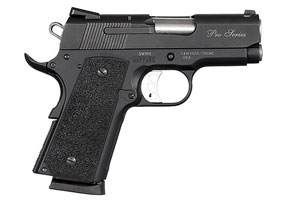 Smith & Wesson Pistol: Semi-Auto Model SW1911 - Pro Series, Sub Compact - Click to see Larger Image