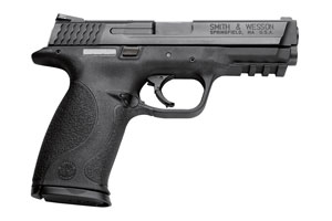 Smith & Wesson M&P9 Pro Series Double Action Only (Striker Fired Action) 9MM Matte Black Stainless Steel Slide