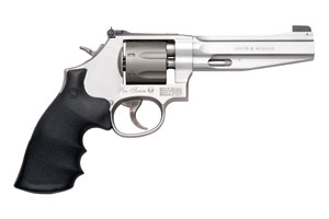 Smith & Wesson Revolver: Double Action Model 986 - Pro Series - Click to see Larger Image