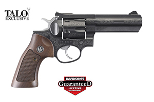 Ruger Revolver: Double Action GP100 Deluxe TALO Edition - Click to see Larger Image