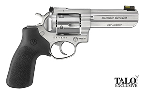 Ruger Revolver: Double Action GP100 Match Champion III TALO Edition - Click to see Larger Image