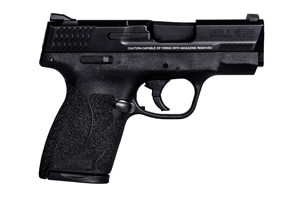 Smith & Wesson Pistol: Semi-Auto M&P Shield - Click to see Larger Image