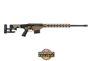 Ruger Precision Rifle Davidsons Exclusive 18044