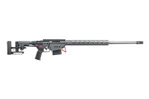 Ruger Rifle: Bolt Action Ruger Precision Rifle Custom Shop - Click to see Larger Image