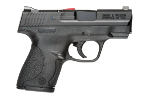 Smith & Wesson Pistol: Semi-Auto M&P Shield (CA-Approved) - Click to see Larger Image