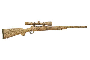 Savage Arms Rifle 10XP Predator Hunter With Scope - Click to see Larger Image