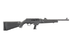 Ruger Rifle: Semi-Auto PC Carbine Takedown - Click to see Larger Image