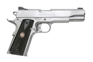 Kahr Arms|Thompson Thompson Custom 1911 Single Action 45AP Satin Stainless Steel