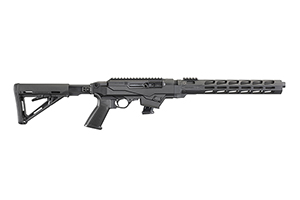 Ruger Rifle: Semi-Auto PC Carbine Takedown Chassis - Click to see Larger Image